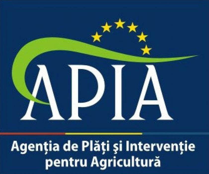 APIA suspendă primirea cererilor unice de plată