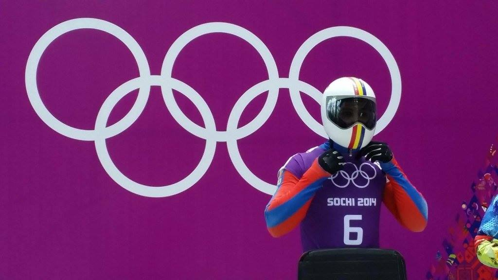 Dorin Velicu, singurul hunedorean participant la Jocurile Olimpice de iarnă de la Sochi