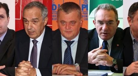 Liniștea politicienilor din județ a fost tulburată de ruperea Uniunii Social Liberale