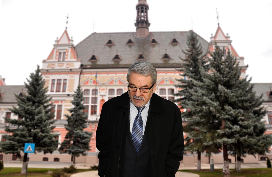 Mandatul de preşedinte al lui Mircea Moloţ s-ar putea încheia înainte de termen