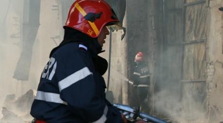 NEWS ALERT: INCENDIU LA O CASĂ DIN COMUNA HĂRĂU