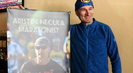 Aristide Necula, hunedoreanul de la Marathon des Sables