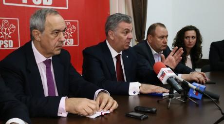 A început ofensiva PSD în județ. Social-democrații promit sprijin pentru proiectele locale