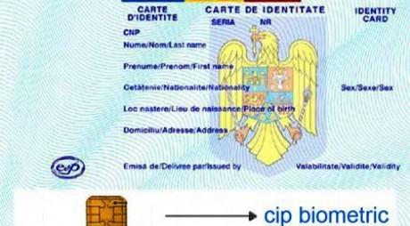 De la 1 aprilie, hunedorenii pot opta pentru buletine biometrice