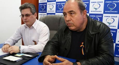 Forța Civică trage tare pentru alegerile europarlamentare și parțiale, dar își face și încălzirea pentru șefia CJ