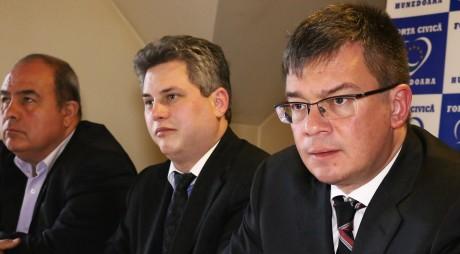 """MRU despre alegerile din Hunedoara: """"Nu există blestemul Dan Radu Rușanu și nici vraja Mariana Câmpeanu"""""""