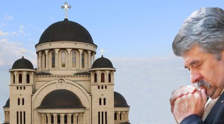 Primul semn că vin alegerile! Moloţ împarte 1 milion de euro la biserici!