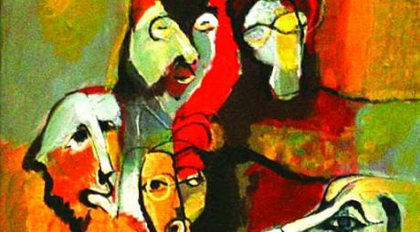 """""""Amintiri suprapuse"""" la Galeria de Artă din Deva"""
