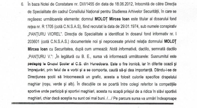 CNSAS MOLOT 1