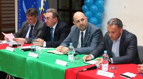 Iuliu Winkler, reconfirmat președinte al UDMR Hunedoara în prezența lui Kelemen Hunor