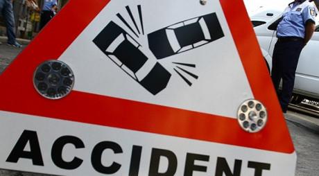 Lupenean implicat în ACCIDENT rutier