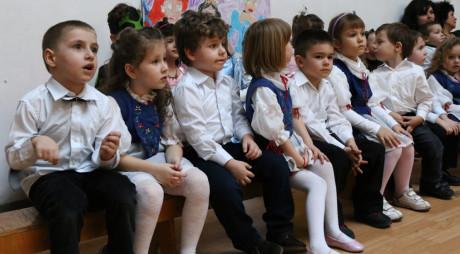 A început înscrierea în grădinițe a micuților