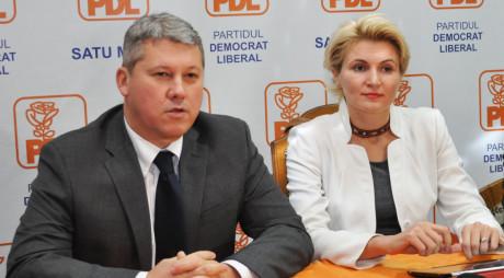 Greii PDL vin joi în județ: Predoiu, Macovei, Falcă și Andreea Paul, vizite fulger