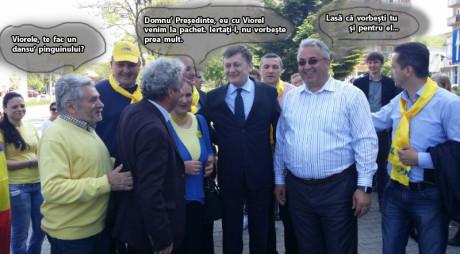 EXCLUSIV. Stenograma secretă a vizitei lui Crin Antonescu la Hunedoara (PAMFLET)