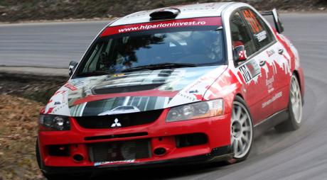 Prima etapă a Campionatului Automobilistic HUNEDOARA 2014 are loc la Hațeg
