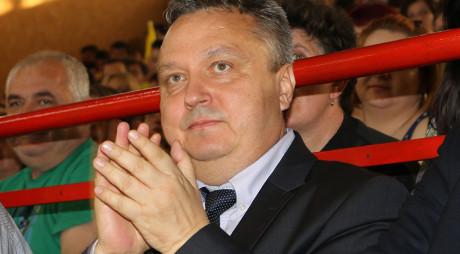 Vasilică Potecă, schimbat din funcția de subprefect după ce a participat la mitingul electoral al PNL