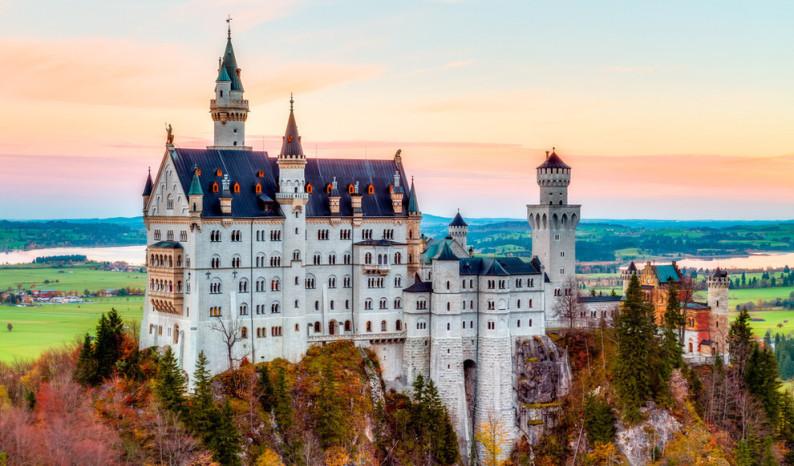10 locuri reale de vizitat, care par a fi desprinse din basme
