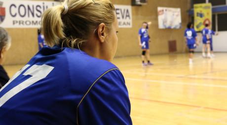 Începe play-out-ul! Meci fără miză pentru handbalistele de la CSM Cetate Deva