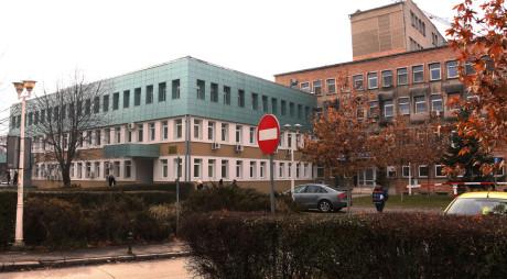 Protest la Spitalul Județean de Urgență Deva