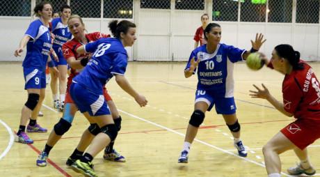 Meci revanșă! CSM Cetate Deva joacă mâine al doilea meci din play-out
