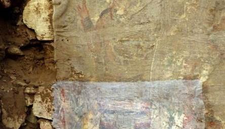 """Descoperire """"excepţională"""" în Egipt: """"Am putea avea de-a face cu o reprezentare foarte timpurie a lui Iisus Hristos"""""""