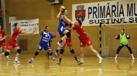CSM Cetate Deva a pierdut primul meci din play-out