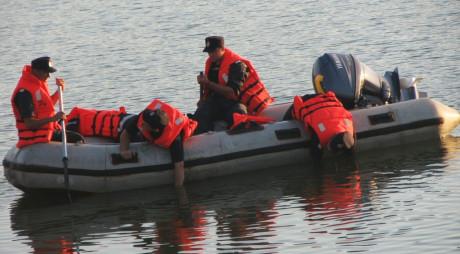 Cadavrul unui bărbat a fost descoperit în râul Mureș