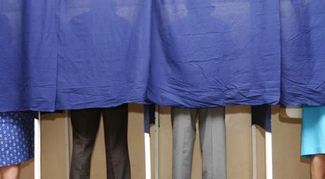 Prezență record la vot la Sălașu de Sus