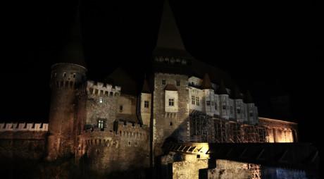 Noapte de vis la Castelul Corvinilor din Hunedoara