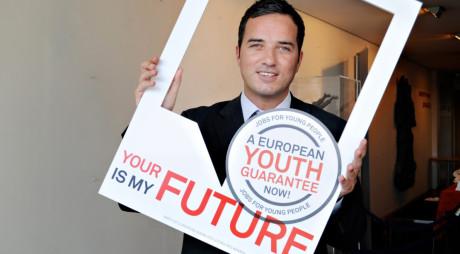 """Winkler ar dori o mai bună mediatizare a """"Garanției pentru tineret"""""""