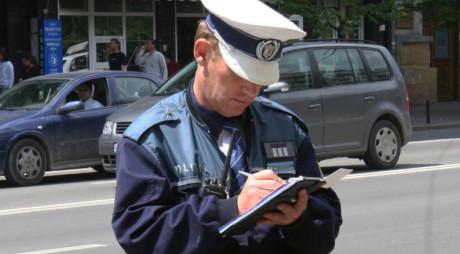 Razie a Poliției Rutiere în Timiș: Aproape 1000 de amenzi în doar patru zile