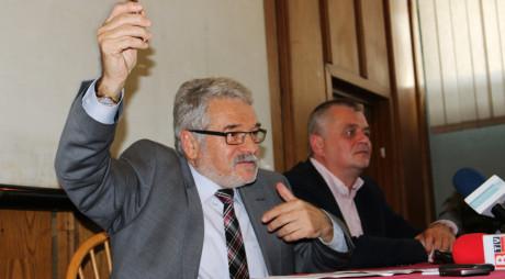 PREMIERĂ! Mircea Moloț, PREȘEDINTE peste două partide
