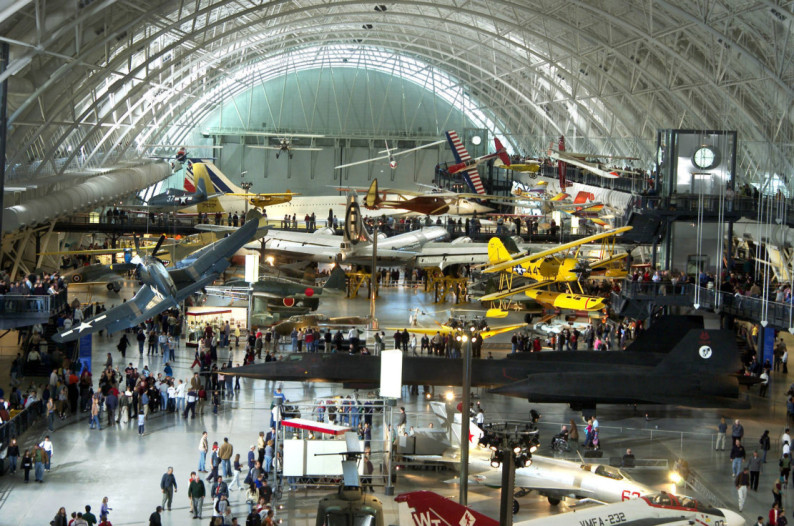 Washington-DC-Smithsonian-National-Air-and-Space-Museum