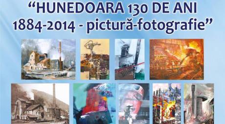 HUNEDOARA 130 DE ANI. 1884-2014 PICTURĂ – FOTOGRAFIE