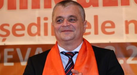 BREAKING NEWS – DORIN GLIGOR (PDL) ESTE NOUL VICEPREȘEDINTE AL CJ HUNEDOARA