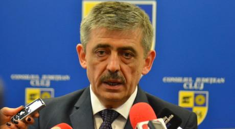 Președintele CJ Cluj, TRIMIS ÎN JUDECATĂ