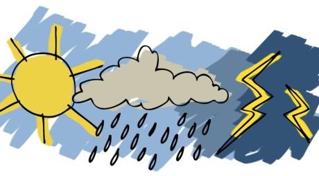 VREMEA până pe 6 iulie   Ce temperaturi vor fi şi cât va ploua în următoarele 2 săptămâni