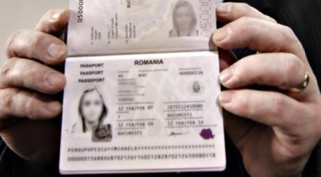 Paşaportul ar putea deveni act de identitate