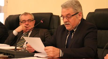 IOAN RUS, ELIBERAT DIN FUNCȚIA DE VICEPREȘEDINTE AL CJ HUNEDOARA