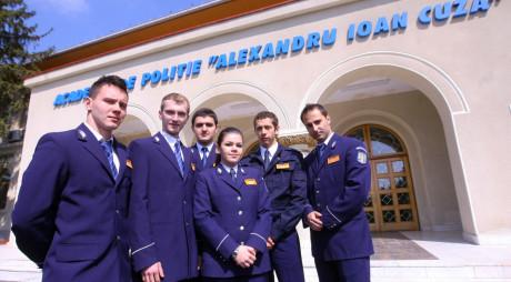 Admitere la Academia de Poliție 2014 | Concurență acerbă la Jandarmerie: 34 de locuri și 215 candidați înscriși