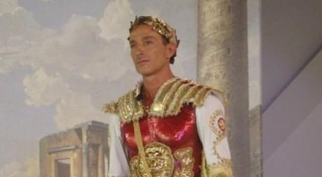 CARNAVAL MAMAIA – 2014 | De ziua lui, Radu Mazăre a fost împăratul roman Cezar