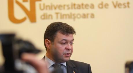 Reacție dură a rectorului Universității de Vest: Rezultatele de la Bacalaureat, un eșec al politicilor educaționale din ultimii 20 de ani