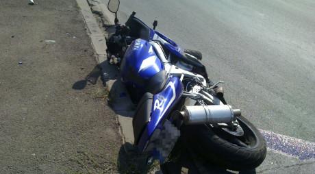 VULCAN | Două persoane rănite de un motociclist vitezoman