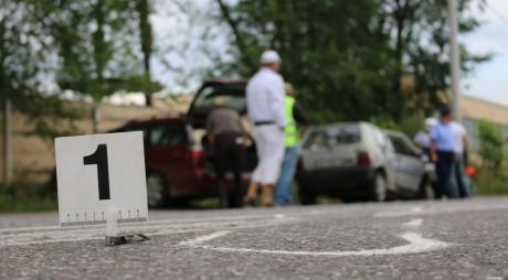 TRAGEDIE | ACCIDENT MORTAL la intersecția DN66 cu Hunedoara