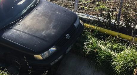 S-A IZBIT cu maşina de o CONDUCTĂ DE GAZ | 200 de oameni au fost AFECTAȚI