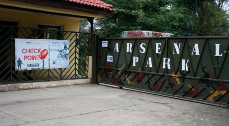 Parc de aventură, piste de biciclete şi turn pentru sporturi extreme în COMPLEXUL TURISTIC DE LA ORĂŞTIE