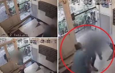 VIDEO   De ce nu trebuie să deschizi niciodată ușa blocului unei persoane necunoscute. Ce a pățit o tânără