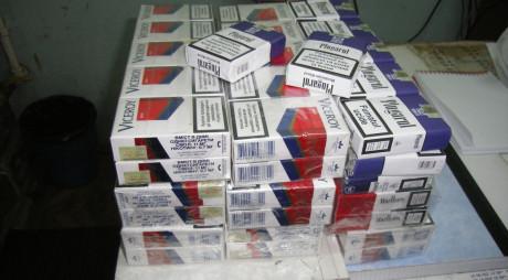 Scumpirea țigărilor a dus la o creștere alarmantă a contrabandei