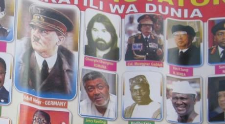 FOTO | Observaţi ceva ciudat în această galerie a celor mai mari DICTATORI DIN ISTORIE?