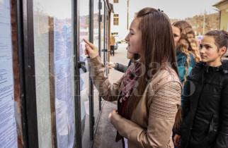 Elevi din Hunedoara, consiliați cum să-și aleagă profesia